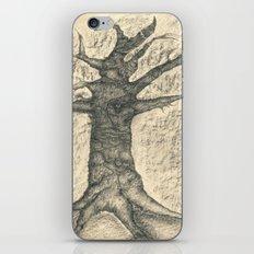 The old tree iPhone & iPod Skin
