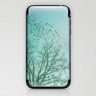 The Birds iPhone & iPod Skin
