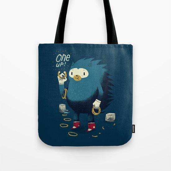 1 up! Tote Bag