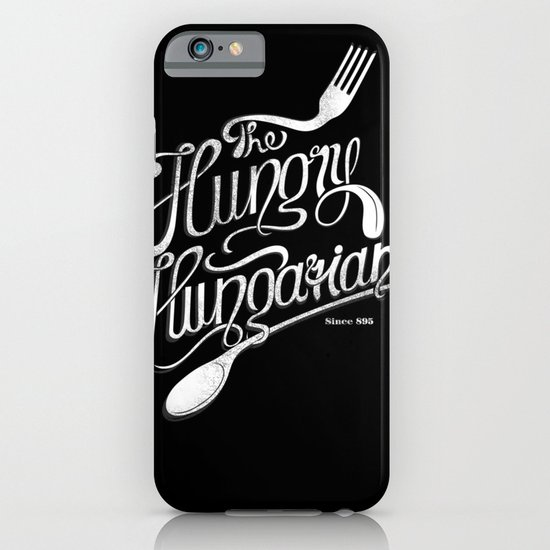 The Hungry Hungarians iPhone & iPod Case