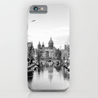 Symmetric Amsterdam iPhone 6 Slim Case