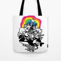Zoonimal Tote Bag