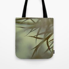 Through the Flowers Tote Bag