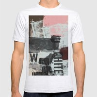 Three Things Mens Fitted Tee Ash Grey SMALL