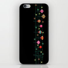 Santa claus is coming to town~~ iPhone & iPod Skin