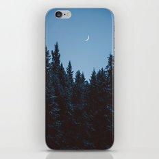 Crescent III iPhone & iPod Skin