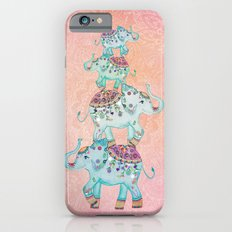 LUCKY ELEPHANTS Slim Case iPhone 6s