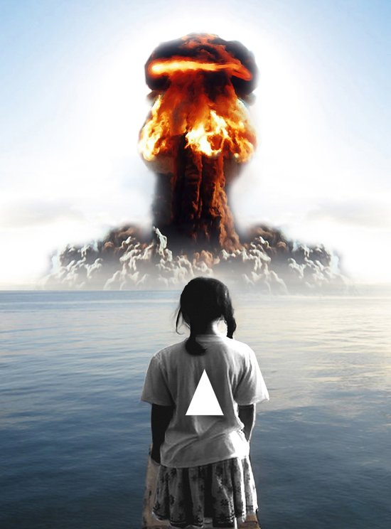 Nuke My Home Art Print