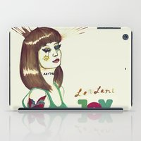 Leilani Joy iPad Case