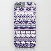 bleu iPhone 6 Slim Case