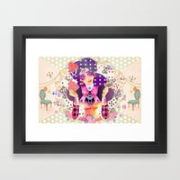 What Divination Do You U… Framed Art Print