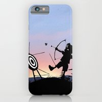 iPhone & iPod Case featuring Hawkeye Kid by Andy Fairhurst Art