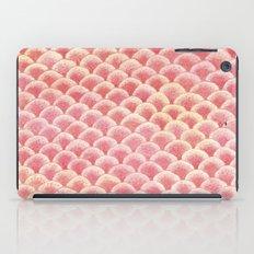 Coral Scales iPad Case