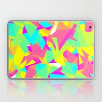 Abstract Rainbow Laptop & iPad Skin
