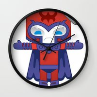 MAGNETO ROBOTIC Wall Clock