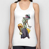 All Hallows March Unisex Tank Top