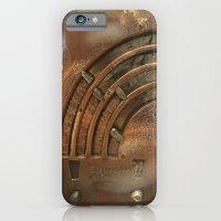 Bronze Digital Art iPhone 6 Slim Case