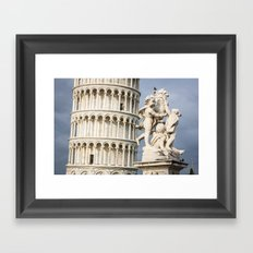 Pisa, Italy Framed Art Print