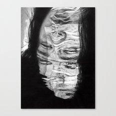 Underwater Love Canvas Print