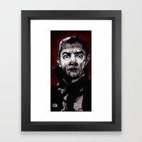 Dracula Framed Art Print