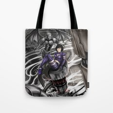 BounD Issue #2 Cover (large logo) Tote Bag