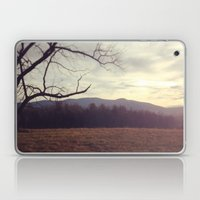 Golden Mountains Laptop & iPad Skin