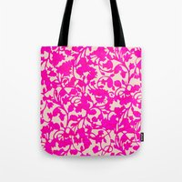 Earth Coral Tote Bag