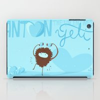 Anton, The Valentine´s … iPad Case