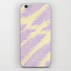 Palm Leafs iPhone & iPod Skin