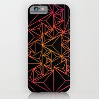 iPhone & iPod Case featuring Tri by Centribo