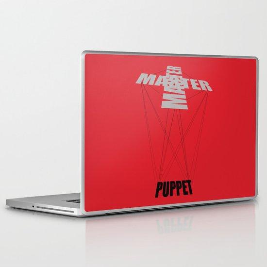 Puppet Master Laptop & iPad Skin