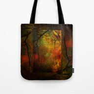 Promises Of A Fall Past Tote Bag