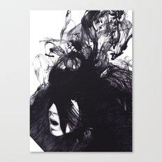 FUME Canvas Print