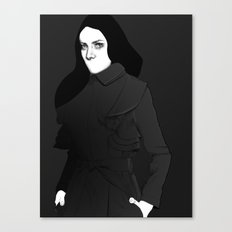Speachless Canvas Print