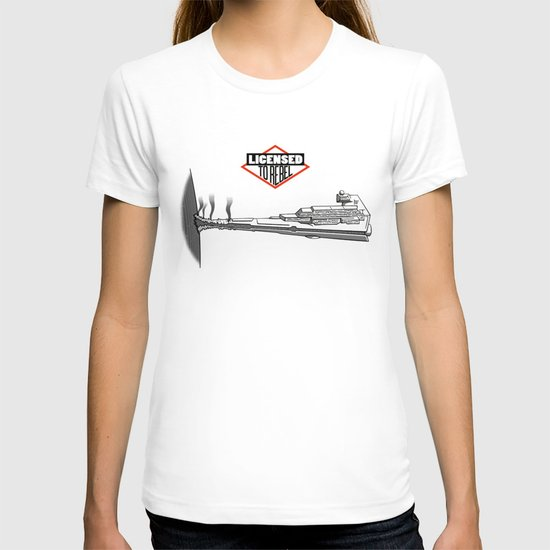 Licensed to Rebel T-shirt