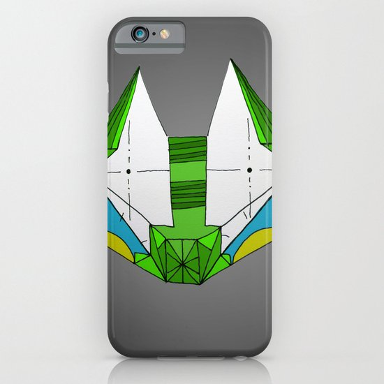 Space cat Joe iPhone & iPod Case