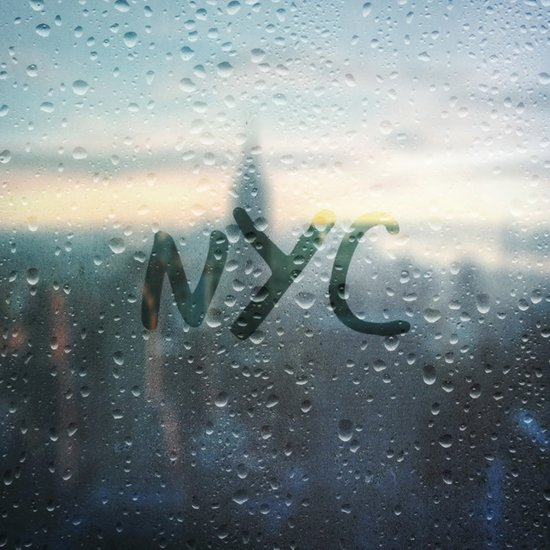 Rainy Day in NYC Art Print - various sizes