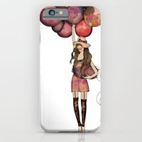 iPhone & iPod Case featuring Le Ballon // Birthday IV by annabours