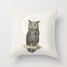 The Watch Keeper Throw Pillow