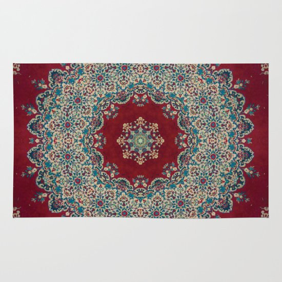 Nada Brahma   Area & Throw Rug