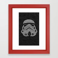 Order 66 Framed Art Print