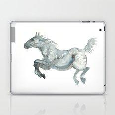 Blue Horse Laptop & iPad Skin