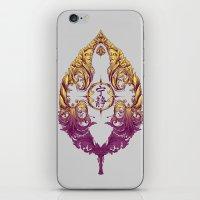Serenity Victoriana iPhone & iPod Skin