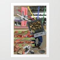 ADA.EX2 Art Print