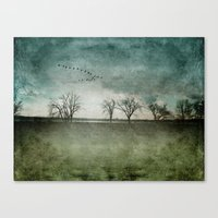 Onondaga Lake Park - Sus… Canvas Print