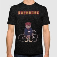 More Of A Rush Mens Fitted Tee Tri-Black SMALL