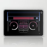 Boombox  Laptop & iPad Skin
