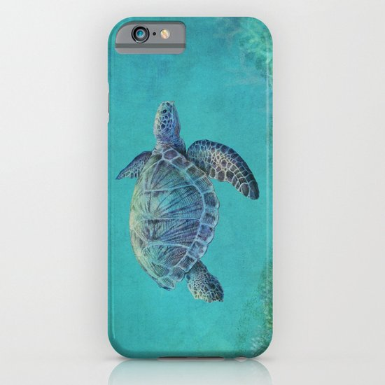 Deep Blue iPhone & iPod Case