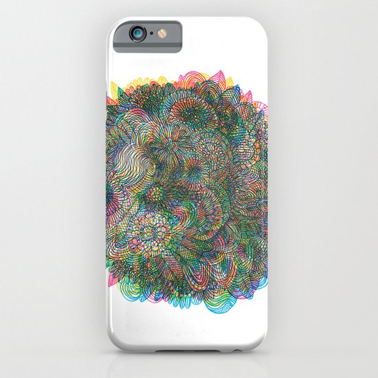 Hallucinations iPhone & iPod Case