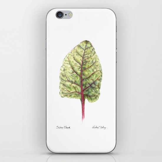 Swiss Chard iPhone & iPod Skin